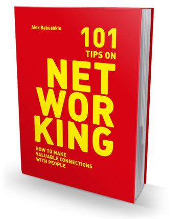 "Книга ""101 Tips on Networking"""